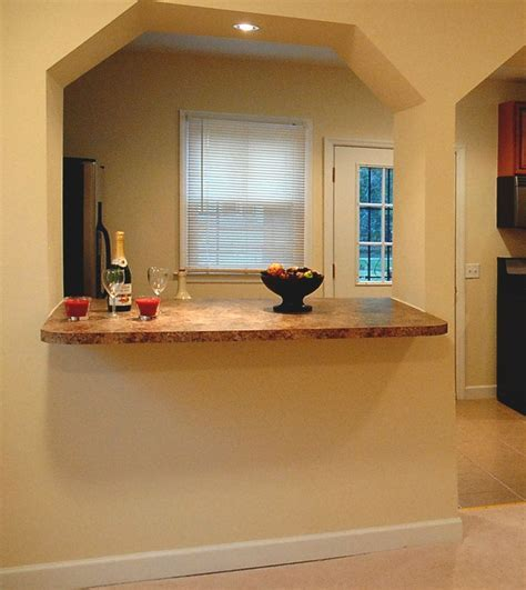 1000  ideas about Small Breakfast Bar on Pinterest   Small