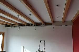 Installer Spot Plafond Existant : derni re ligne droite avant la fin du rez de chauss e la ~ Dailycaller-alerts.com Idées de Décoration