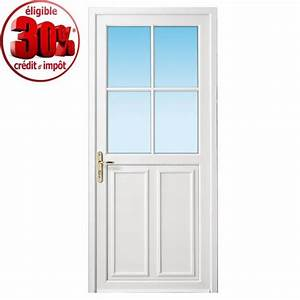 Porte à Galandage Lapeyre : porte d 39 entr e olonne pvc lapeyre maman tes ~ Premium-room.com Idées de Décoration