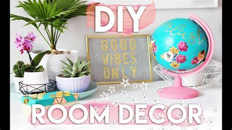 diy summer room decor ideas decorate  room