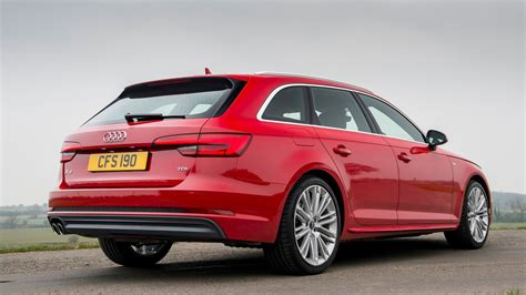 Audi A4 Avant 30 Tdi S Line (2017) Review By Car Magazine