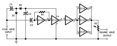 How Build Self Powered Sine Square Wave Converter
