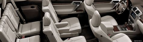 Luxury Suv With Second Row Captain Chairs by 2017 Lexus Gx Luxury Suv Comfort Design Lexus