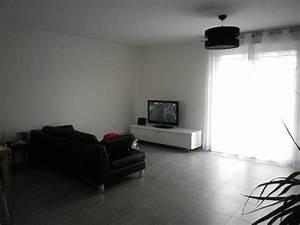 Meuble Tv Accroché Au Mur : attrayant meuble tv accroche au mur 1 est le mur de la t233l233 quon aimerait mettre en ~ Preciouscoupons.com Idées de Décoration