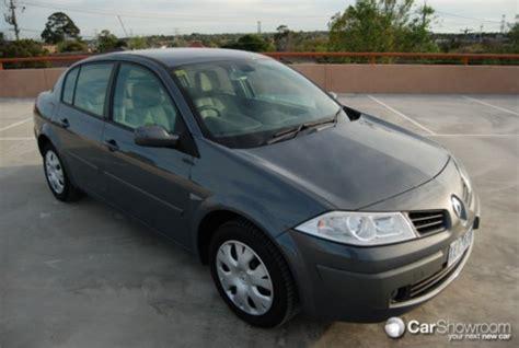 renault megane 2009 sedan review 2009 renault mégane sedan hatch car review
