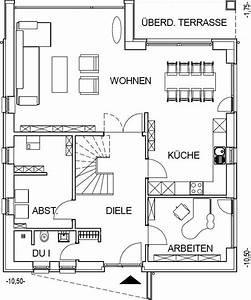 Weißes Haus Grundriss : 8 besten grundriss gerade treppe bilder auf pinterest ~ Lizthompson.info Haus und Dekorationen