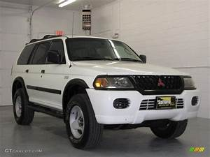 Sport 2000 Gray : 2000 alpine white mitsubishi montero sport ls 4x4 17200467 photo 3 car color ~ Gottalentnigeria.com Avis de Voitures