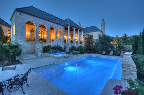 antonio san mansion tx estate dominion million texas newly listed magnificent crescent kuper homesoftherich sotheby austin realty ledge homes luxury