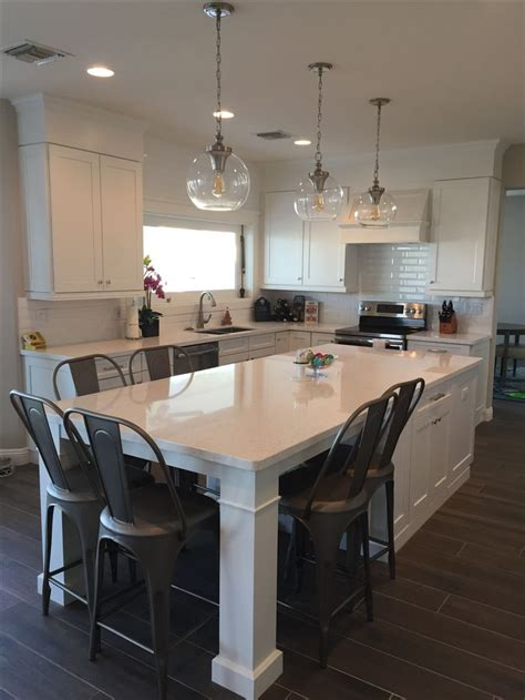 kitchen island with bar seating things that you need to before buying a kitchen