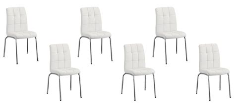 lot de 6 chaises blanches amazing huche a verticale 14 batteur philips hr