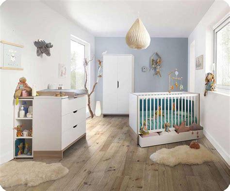 chambre bébé allemagne chambre bébé complète plume blanche et bois
