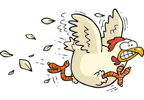 Royalty Free Flapping Wings Clip Art, Vector Images