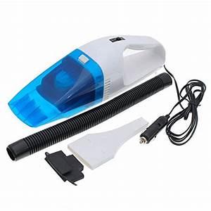 Aspirateur Allume Cigare : audew aspirateur main voiture portable nettoyeur ~ Carolinahurricanesstore.com Idées de Décoration