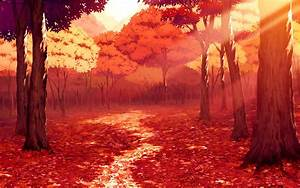 Trees Autumn forest Drawing wallpaper | 1920x1200 | 219034 ...