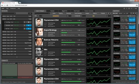 forex trading platform providers cmulti new mirror trading platform for ctrader allows