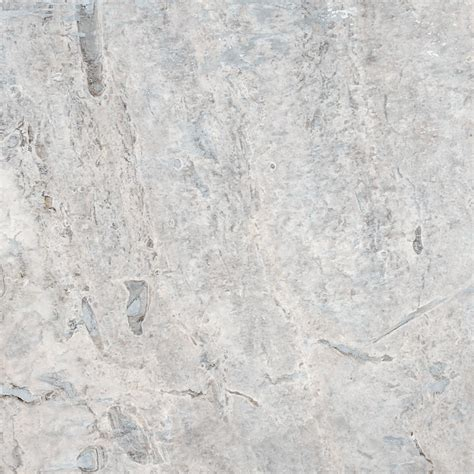 grey silver travertine honed filled 12x12 travertine tile