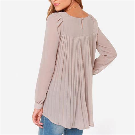 chiffon blouses 2015 fashion blouse office shirts