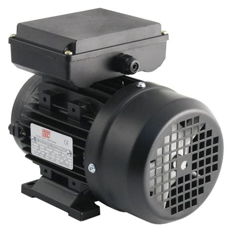 Motor 2kw 220v by Tec 230v Single Phase Motor 0 55kw 0 75hp Cap Run 2p