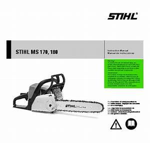 Stihl Ms 170 Avis : stihl ms170 chainsaw manual sokoltaiwan ~ Dailycaller-alerts.com Idées de Décoration