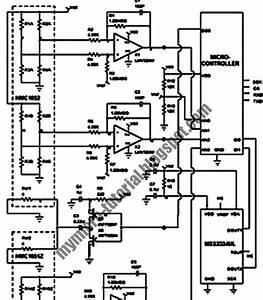 free microcontroller and interface programming compass With axis magnetic sensor circuit hmc6042 sensor circuit sensorzine