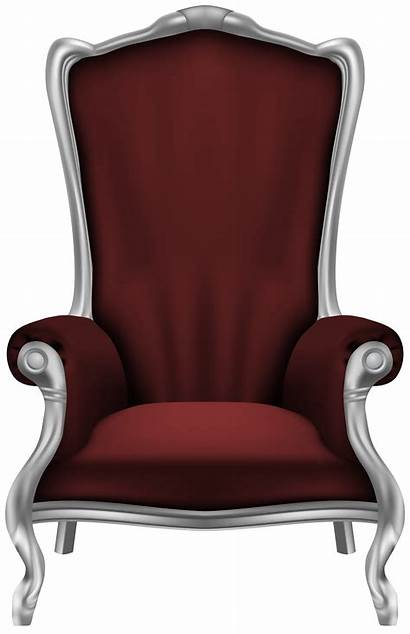 Chair Clipart Arm Furniture Transparent Yopriceville Designing