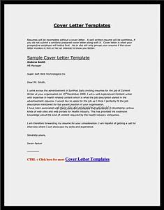 email cover letter sample with attached resume resume With cover letter should be attached in the email