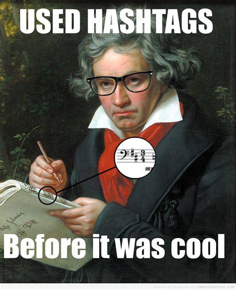 Beethoven Meme - beethoven hilarious pinterest