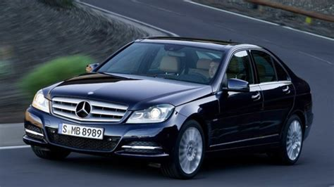 Mercedes Cclass 2012 by Officially Official 2012 Mercedes C Class Gets New