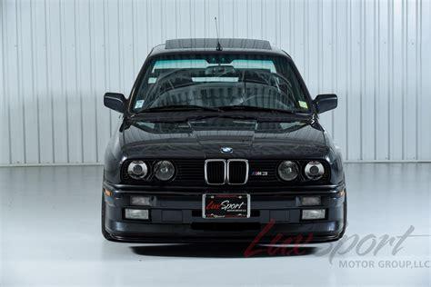 Bmw E30 M3 For Sale Usa by 1988 Bmw E30 M3 Coupe Stock 1988150a For Sale Near New