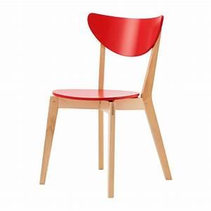 Chaise Scandinave Rouge : chaise design pas cher 80 chaises design moins de 100 ~ Teatrodelosmanantiales.com Idées de Décoration