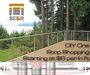 Our deck railing system won't make a mess. Deck Railing Codes | Building a deck, Deck building cost, Diy deck
