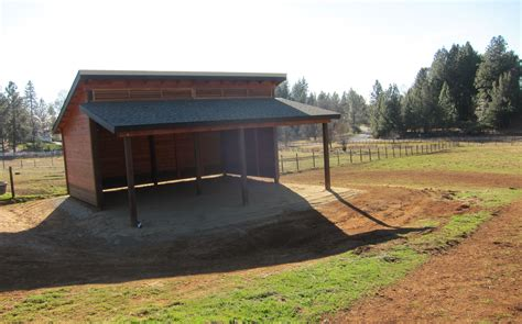 Run In Shed For Horses by Best Place For A Run In Shelter And Need Pics For Ideas
