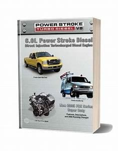 Ford 6 0l Power Stroke Diesel 2005 Service Manual