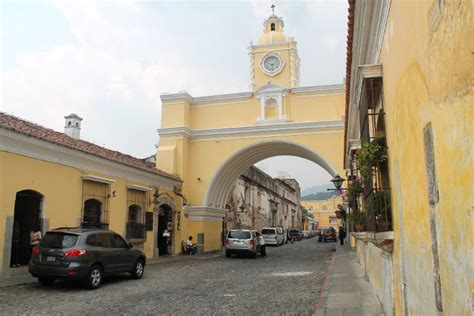 Antigua Guatemala The Nicest Colonial Town In Central