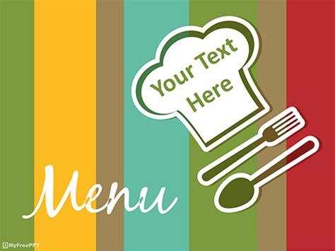 powerpoint templates cartas powerpoint restaurant menu template free bountr info