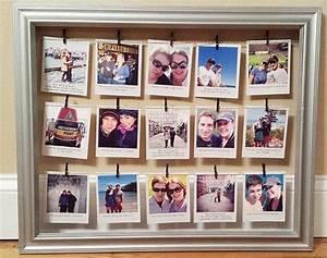 Bilder Collage Selber Machen : urlaubserinnerungen diy polaroid collage diy baby ~ Watch28wear.com Haus und Dekorationen