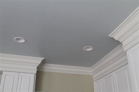 Ceiling paint   Iceberg by Sherwin Williams   Interiors