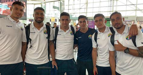 Toda la información del audax italiano fundado en el año 1910. Audax Italiano llegó a Perú y estos son sus convocados para jugar ante Cusco FC   Ovación ...