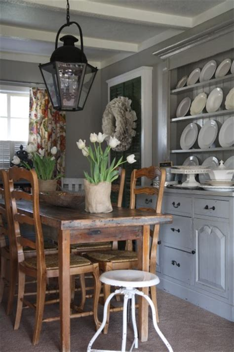 built  hutch country dining room holly mathis