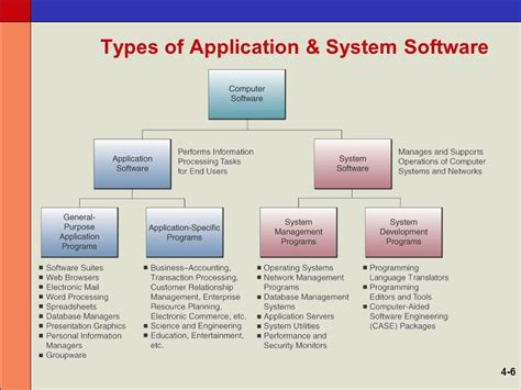 Computer Software Chapter 4 Mcgraw-hill/irwin