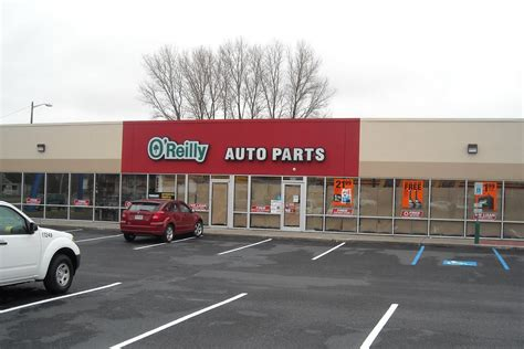 O'reilly Auto Parts, Hampton Virginia (va)