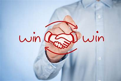 Sales Win B2b Colleagues