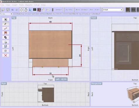 sketchlist  woodworking design software   create dimension shop drawings youtube