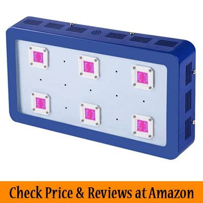 Cob Led Grow Light Review by Best Cob Led Grow Lights In 2019 Reviews Updated