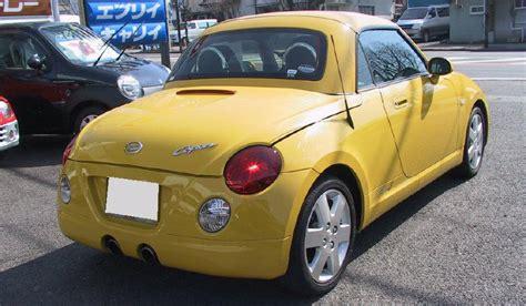 Daihatsu Copen Modification by Daihatsu Copen 1 3 Pictures Photos Information Of