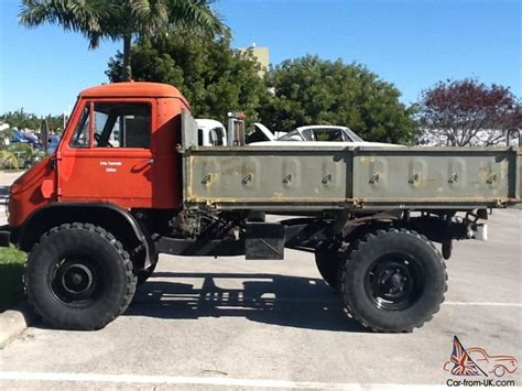 Unimog Cer For Sale by Unimog 404