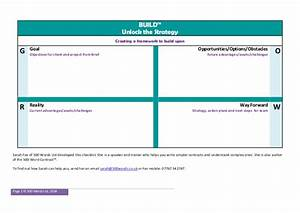 grow template for construction projects With grow coaching template