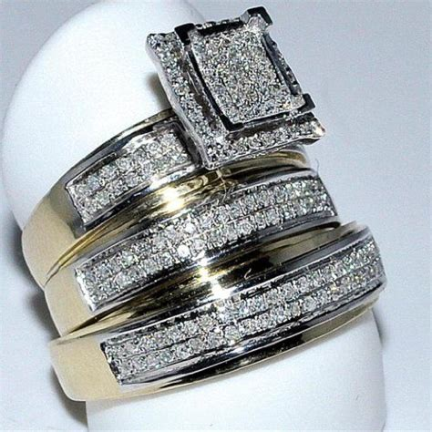 best about wedding sets cheap wedding rings black gold and