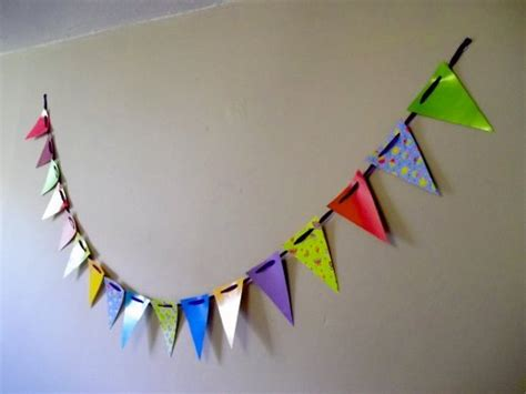 bunting banner   tos guide patterns