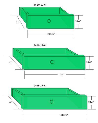 standard kitchen cabinet drawer sizes standard size panels 8319